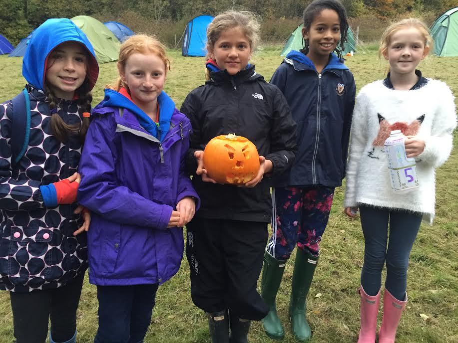 Pumpkin Challenge Camp 2015