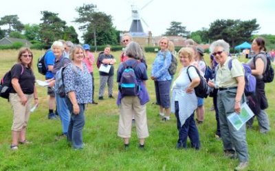 Walkers and Talkers from Wimbledon to Richmond